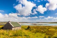 Δυτική ακτή της Ιρλανδίας Στοκ Εικόνες