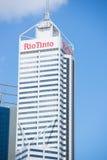 Δυτική Αυστραλία του Περθ έδρας του Ρίο Tinto Στοκ εικόνα με δικαίωμα ελεύθερης χρήσης