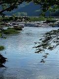 δυτική Βιρτζίνια ψαμμίτη πτώσεων στοκ εικόνα