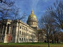 Δυτική Βιρτζίνια Capitol στοκ εικόνες