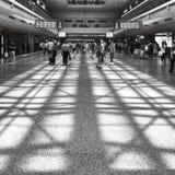 Δυτικός σιδηροδρομικός σταθμός του Πεκίνου Στοκ φωτογραφία με δικαίωμα ελεύθερης χρήσης