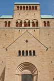 Δυτικό μέτωπο του καθεδρικού ναού Στοκ φωτογραφία με δικαίωμα ελεύθερης χρήσης
