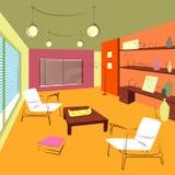Δωμάτια για τους φιλοξενουμένους Στοκ Εικόνες