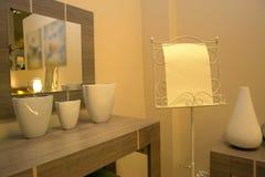 δωμάτιο αντικειμένων γωνιώ Στοκ εικόνες με δικαίωμα ελεύθερης χρήσης