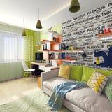 Δωμάτιο για ένα παιδί Στοκ Φωτογραφία