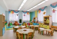 Δωμάτιο για τα παιχνίδια Στοκ φωτογραφία με δικαίωμα ελεύθερης χρήσης