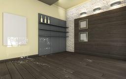 Δωμάτιο γραφείων Στοκ Εικόνες