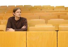 δωμάτιο διάλεξης στοκ εικόνα