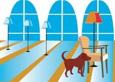 δωμάτιο διακοσμήσεων Στοκ εικόνα με δικαίωμα ελεύθερης χρήσης