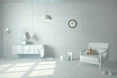 Δωμάτιο εγγράφου Στοκ Εικόνα