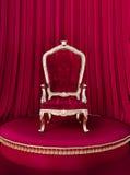 Δωμάτιο θρόνων Στοκ Φωτογραφία