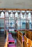 Δωμάτιο διάλεξης στο πανεπιστήμιο της Βενετίας Στοκ Εικόνες