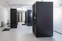 Δωμάτιο κεντρικών υπολογιστών στοκ εικόνα με δικαίωμα ελεύθερης χρήσης