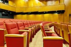 Δωμάτιο κινηματογράφων Στοκ Φωτογραφίες