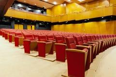 Δωμάτιο κινηματογράφων Στοκ εικόνα με δικαίωμα ελεύθερης χρήσης