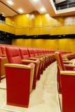 Δωμάτιο κινηματογράφων Στοκ Φωτογραφία