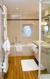δωμάτιο λουτρών Στοκ εικόνες με δικαίωμα ελεύθερης χρήσης