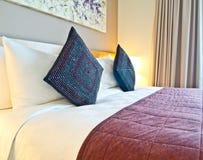 δωμάτιο μαξιλαριών ξενοδοχείων σπορείων Στοκ Φωτογραφίες
