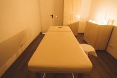 Δωμάτιο μασάζ Στοκ Εικόνες