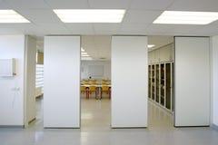 Δωμάτιο μελέτης στο πανεπιστήμιο Στοκ εικόνα με δικαίωμα ελεύθερης χρήσης