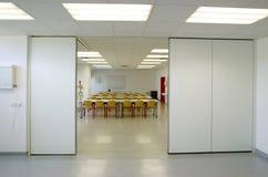 Δωμάτιο μελέτης στο πανεπιστήμιο Στοκ Φωτογραφίες