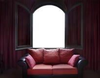 Δωμάτιο με μια άποψη Στοκ φωτογραφία με δικαίωμα ελεύθερης χρήσης