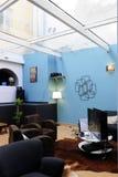 Δωμάτιο με το φεγγίτη @The Playce στοκ φωτογραφίες με δικαίωμα ελεύθερης χρήσης