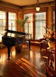 δωμάτιο μουσικής Στοκ Εικόνα
