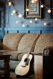 Δωμάτιο μουσικών Στοκ φωτογραφίες με δικαίωμα ελεύθερης χρήσης