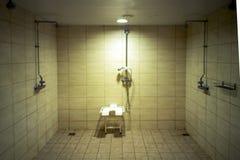 Δωμάτιο ντους για τα με ειδικές ανάγκες άτομα στοκ φωτογραφία