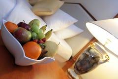 δωμάτιο ξενοδοχείου κα Στοκ εικόνα με δικαίωμα ελεύθερης χρήσης