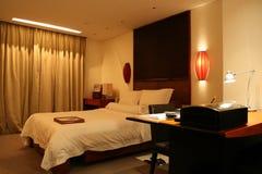δωμάτιο ξενοδοχείου Στοκ εικόνα με δικαίωμα ελεύθερης χρήσης