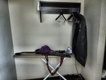Δωμάτιο ξενοδοχείου Rockstar Στοκ εικόνες με δικαίωμα ελεύθερης χρήσης