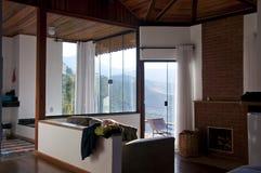 Δωμάτιο ξενοδοχείων πολυτελείας   Στοκ φωτογραφίες με δικαίωμα ελεύθερης χρήσης
