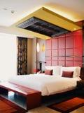 Δωμάτιο ξενοδοχείου μπουτίκ Στοκ εικόνα με δικαίωμα ελεύθερης χρήσης