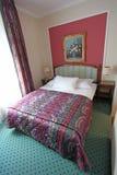 Δωμάτιο ξενοδοχείου στη Γενεύη, Ελβετία Στοκ Εικόνες