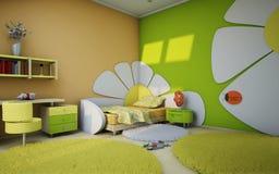 Δωμάτιο παιδιών Στοκ Φωτογραφίες