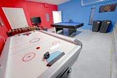 Δωμάτιο παιχνιδιών Στοκ φωτογραφίες με δικαίωμα ελεύθερης χρήσης