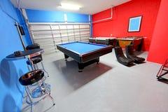 Δωμάτιο παιχνιδιών Στοκ εικόνα με δικαίωμα ελεύθερης χρήσης