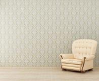δωμάτιο πολυθρόνων Στοκ Φωτογραφία