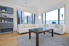 δωμάτιο πολυτέλειας δι&a Στοκ φωτογραφία με δικαίωμα ελεύθερης χρήσης
