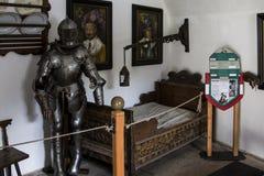 Δωμάτιο πολεμιστών Στοκ φωτογραφία με δικαίωμα ελεύθερης χρήσης