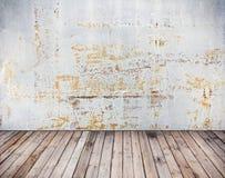 Δωμάτιο συμπαγών τοίχων Στοκ φωτογραφίες με δικαίωμα ελεύθερης χρήσης