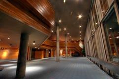 δωμάτιο συμποσίου Στοκ φωτογραφίες με δικαίωμα ελεύθερης χρήσης
