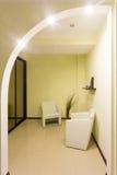 Δωμάτιο της Νίκαιας στην αίθουσα SPA Στοκ εικόνα με δικαίωμα ελεύθερης χρήσης