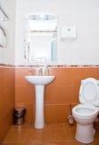 Δωμάτιο τουαλετών Στοκ φωτογραφία με δικαίωμα ελεύθερης χρήσης