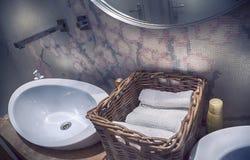 Δωμάτιο τουαλετών Στοκ Εικόνα