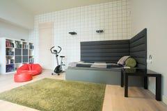 Δωμάτιο του εφήβου Στοκ φωτογραφίες με δικαίωμα ελεύθερης χρήσης