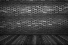 Δωμάτιο τούβλου Στοκ Εικόνες
