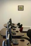 δωμάτιο υπολογιστών Στοκ Εικόνα